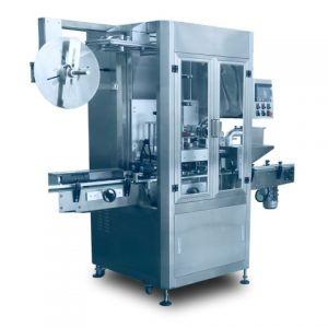 Auto Wine Bottle Labeling Machine