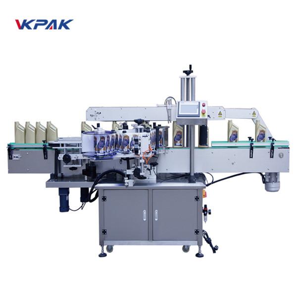 Automatický přední a zadní oboustranný etiketovací stroj